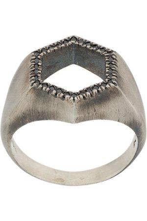 M. COHEN Ringe - åben sekskantet ring