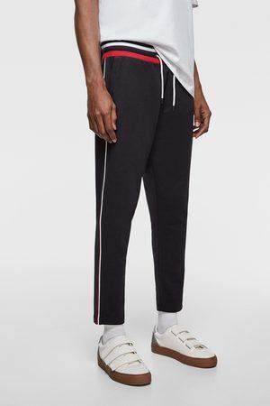 Zara Joggingbukser med striber