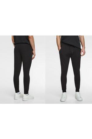 Zara Teksturvævede joggingbukser