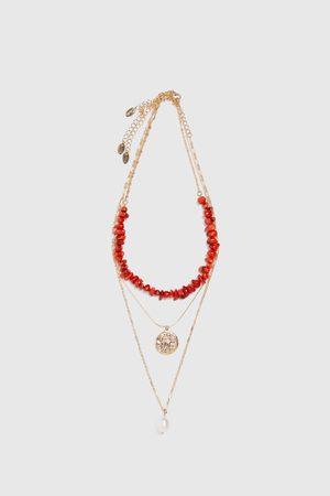Zara Pakke med halskæder