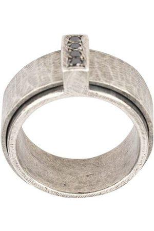 TOBIAS WISTISEN Ring med diamantudsmykning