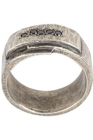 TOBIAS WISTISEN Folded Stones-ring