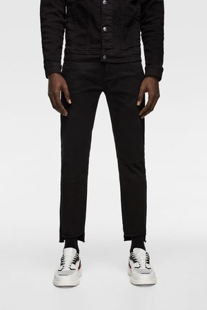 Zara Jeans - JEANS MED NITTER