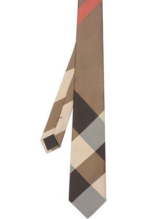 Burberry Medium ternet slips med moderne snit