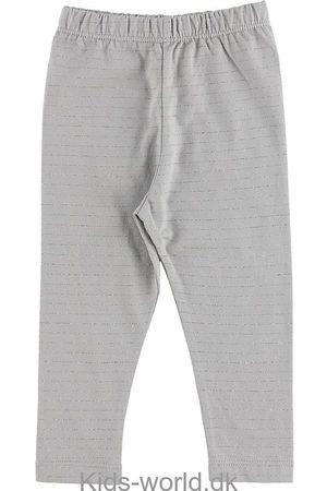 Gro Leggings & Treggings - Leggings - Malak - Grey Silver