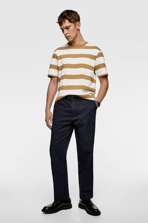 Zara Premium t-shirt med striber
