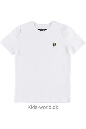 Lyle & Scott Junior T-shirt - m. Logo