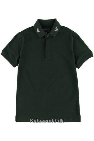 Armani Poloer - Polo - Mørkegrøn