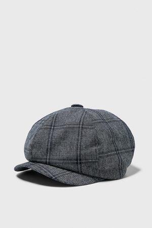 Zara Ternet kasket i uld
