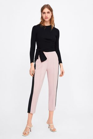 Zara Bukser med pyntebånd på siden