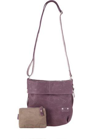 Zwei UNICORN bags violet