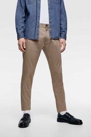 Zara Farvede, skinny fit bukser