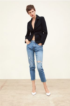 5cc58832077 Zara outlet kvinder bukser & jeans, sammenlign priser og køb online