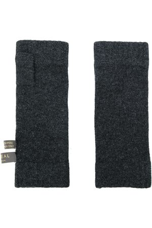 N.PEAL Fingerless gloves