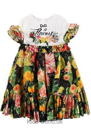 Dolce & Gabbana Kjoler - Kjole - / m. Blomster