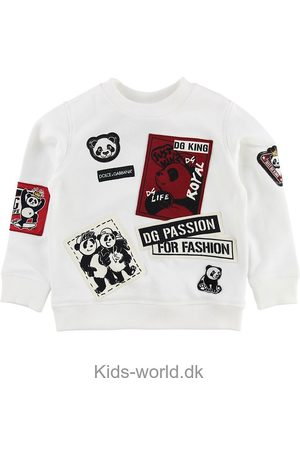 Dolce & Gabbana Bluser - Bluse - m. Patches