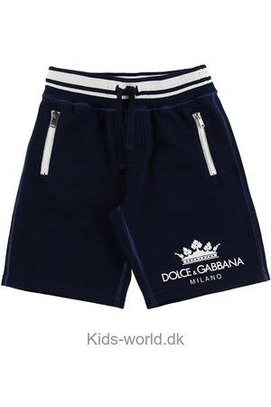 Dolce & Gabbana Shorts - Shorts - Navy m. Logo