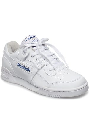 Reebok Mænd Sneakers - Workout Plus Low-top Sneakers Hvid