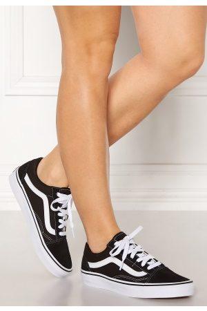 Vans Kvinder Sneakers - Old Skool Black/White 39