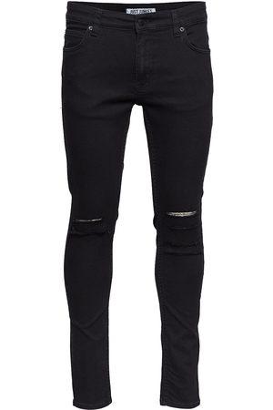 Just Junkies Max Black Holes Skinny Jeans