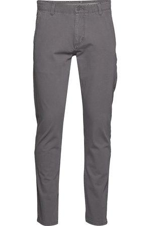Dockers Mænd Chinos - Alpha Khaki 360 Burma Grey + Chinos Bukser Grå