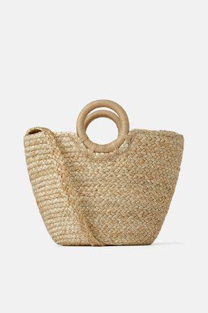 70b38343e2f Zara dk kvinder shoppers & stofposer, sammenlign priser og køb online