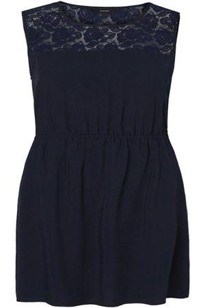 Vero Moda Lace Dress Kvinder Blå