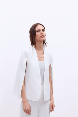 Zara Kappe med slids