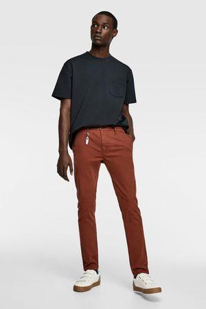 Zara New skinny chinobukser