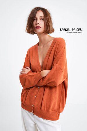 Zara Oversize cardigan i strik