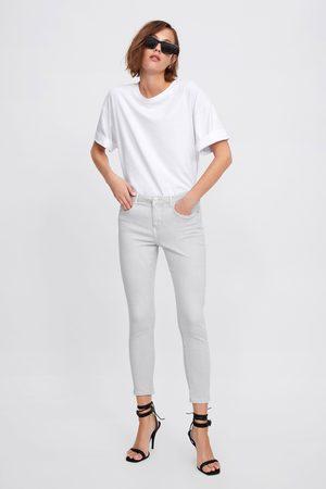 Zara Mid waist, skinny z1975-jeans