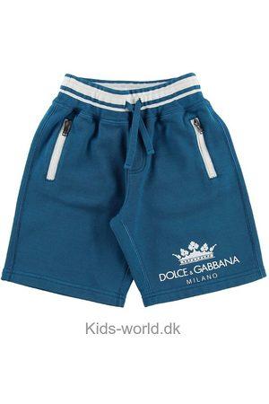 Dolce & Gabbana Sweatshorts - Petroleum