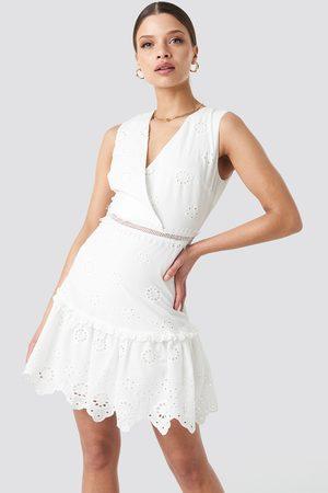 Trendyol Kvinder Festkjoler - Brocade Mini Dress