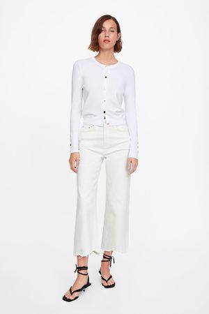 Zara Cardigan med knapper