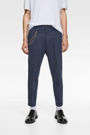 Zara Gulerodsbukser med kæde