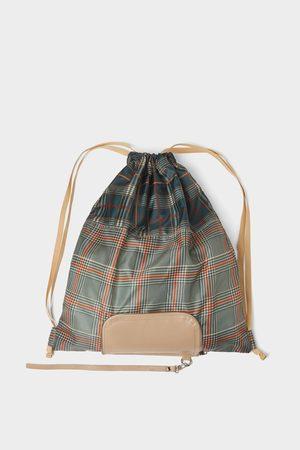 Zara Flerfarvet, sammenfoldelig rygsæk