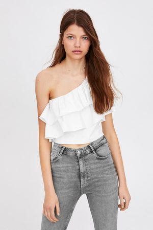 Zara Super hi-rise sculpt jeans