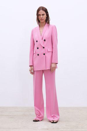 Zara Straight fit bukser