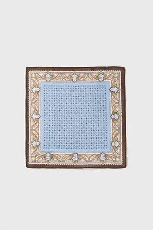 Zara Tørklæde med mønster