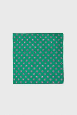 Zara Småmønstret tørklæde