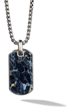 David Yurman Exotic Stone Pietersite 35mm-vedhæng