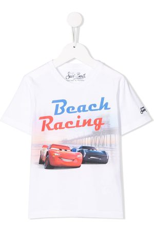 MC2 SAINT BARTH Beach Racing-T-shirt