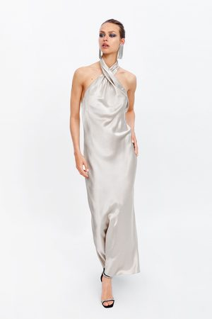 Zara Limited edition - kjole med halterneck