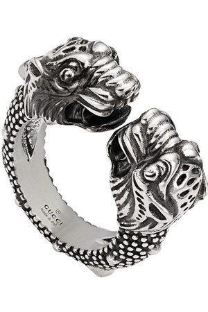Gucci Ring med tigerhoved