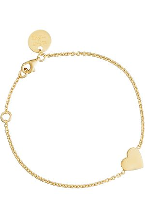 SOPHIE by SOPHIE Kvinder Armbånd - Heart Bracelet Accessories Jewellery Bracelets Chain Bracelets