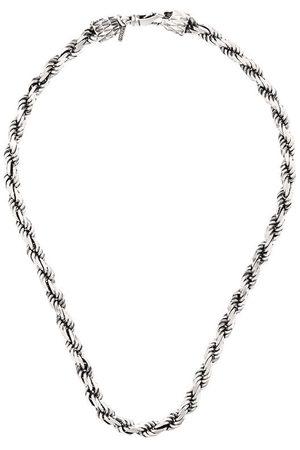 EMANUELE BICOCCHI Halskæde i reb-kæde