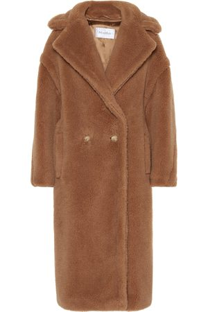 Max Mara Wool and silk-blend coat