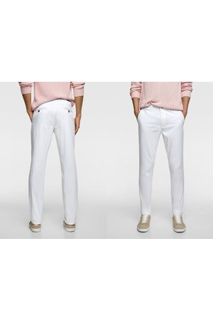 Zara Chinobukser - slim fit