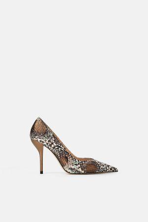 4a9ba3e6059 Hojhaelede sko kvinder hæle, sammenlign priser og køb online