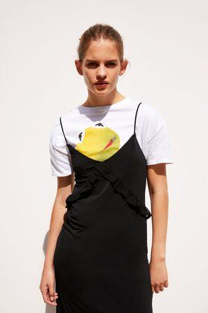 bcd752fef7e7 Zara flaeser kjoler til kvinder
